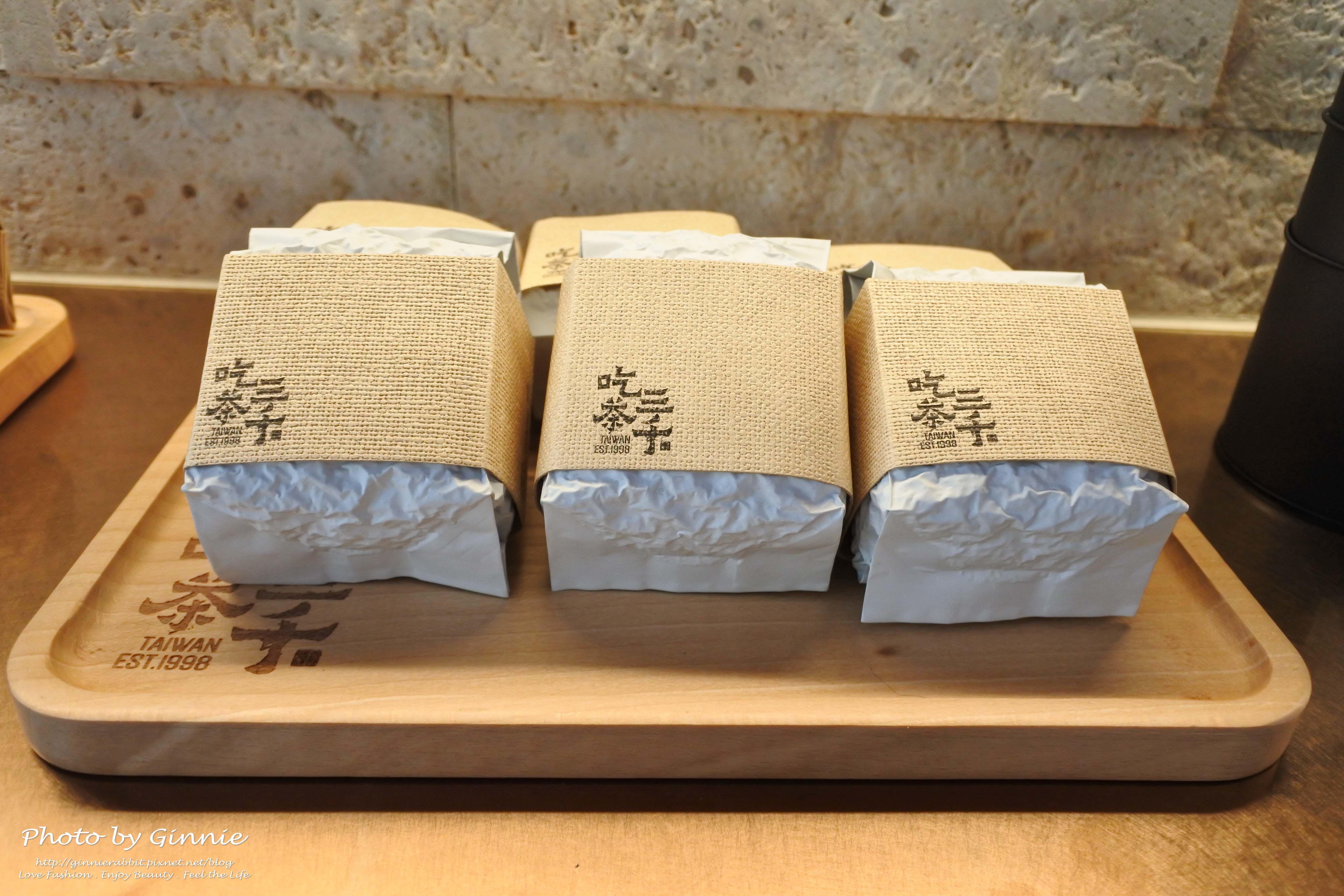 吃茶三千 台中 大英概念店 梨山烏龍