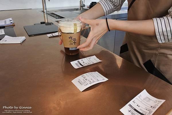 吃茶三千 台中 大英概念店