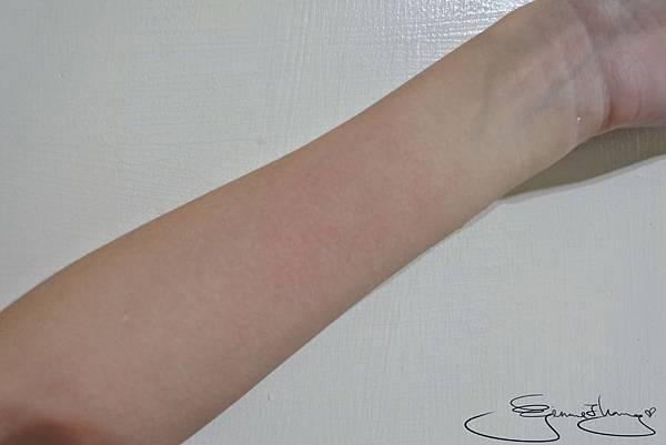 MINON 柔和保濕卸粧乳 彩妝測試