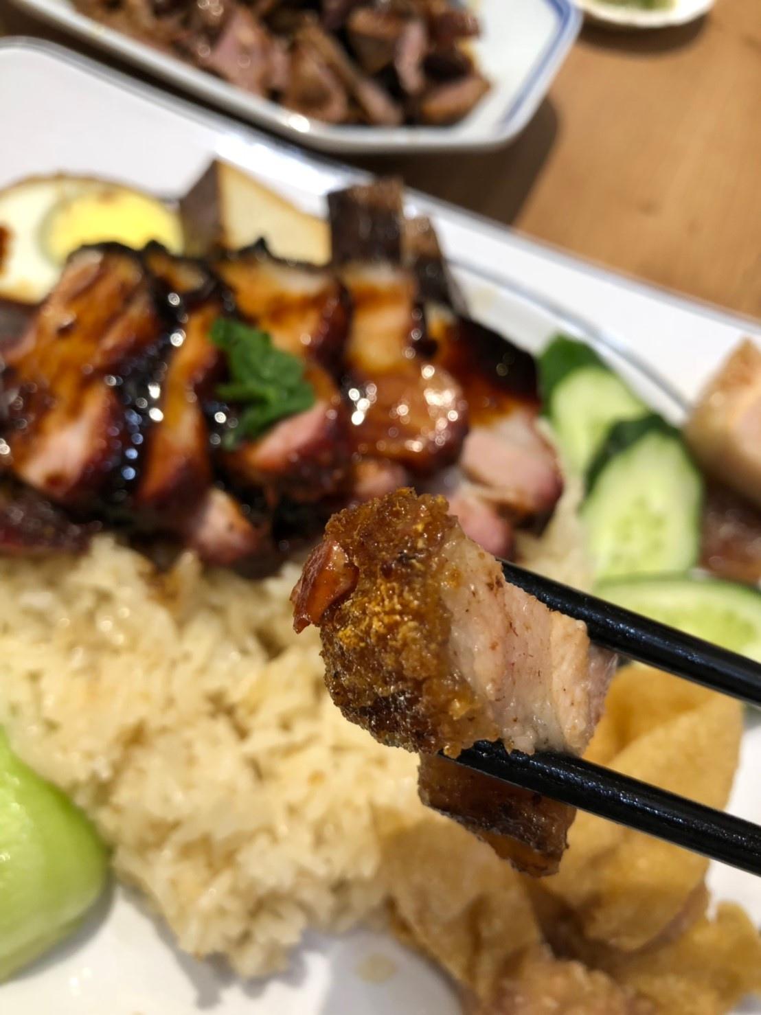 海記醬油雞 燒肉