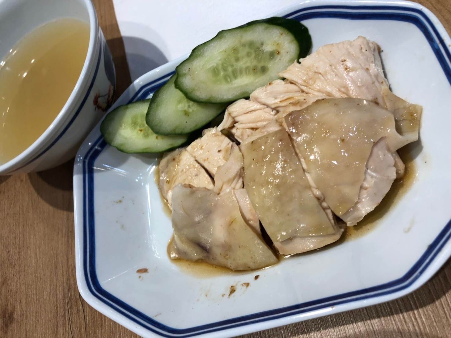 海記醬油雞 海南白雞