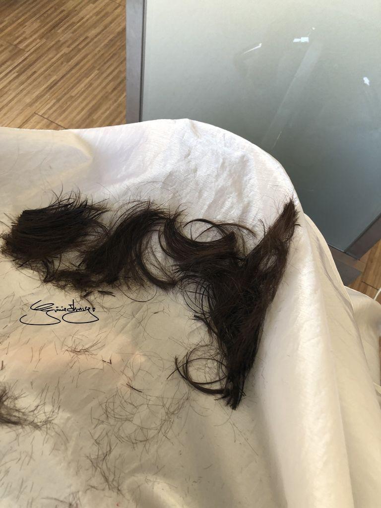 自然捲 燙髮 台北 推薦 凱莎 Ala 剪髮