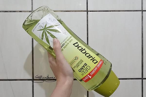 babaria 植萃大麻籽油沐浴露