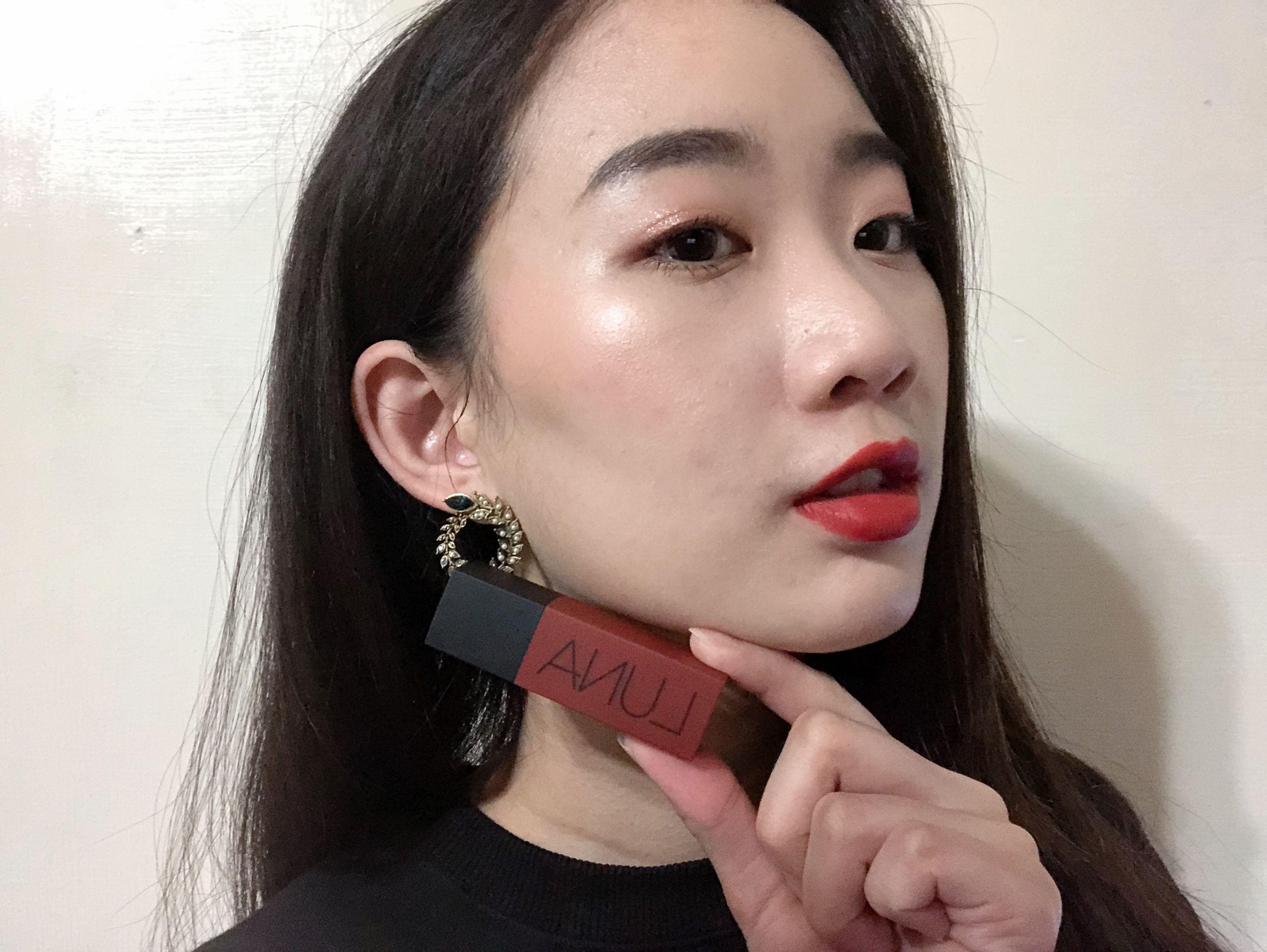 LUNA 韓國超模彩妝 使用