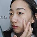 LUNA 韓國超模彩妝 飾底乳 velvet pore 試用
