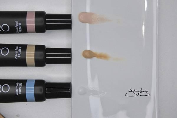 LUNA 韓國超模彩妝 飾底乳 質地