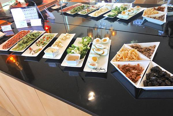日月潭 飯店 晶澤會館 早餐