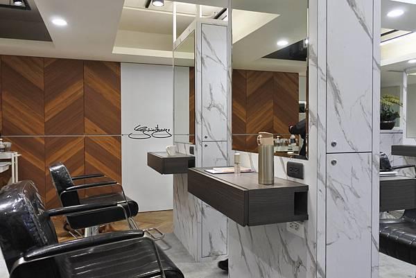 座位區 casa view & hair 2020全新裝潢 設計師A-la