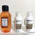 Les Parfums De Farcent (Farcent香水系列) Farcent香水胺基酸沐浴露100g-雞蛋花&Framesi 媚力極致洗髮乳+媚力極致髮膜