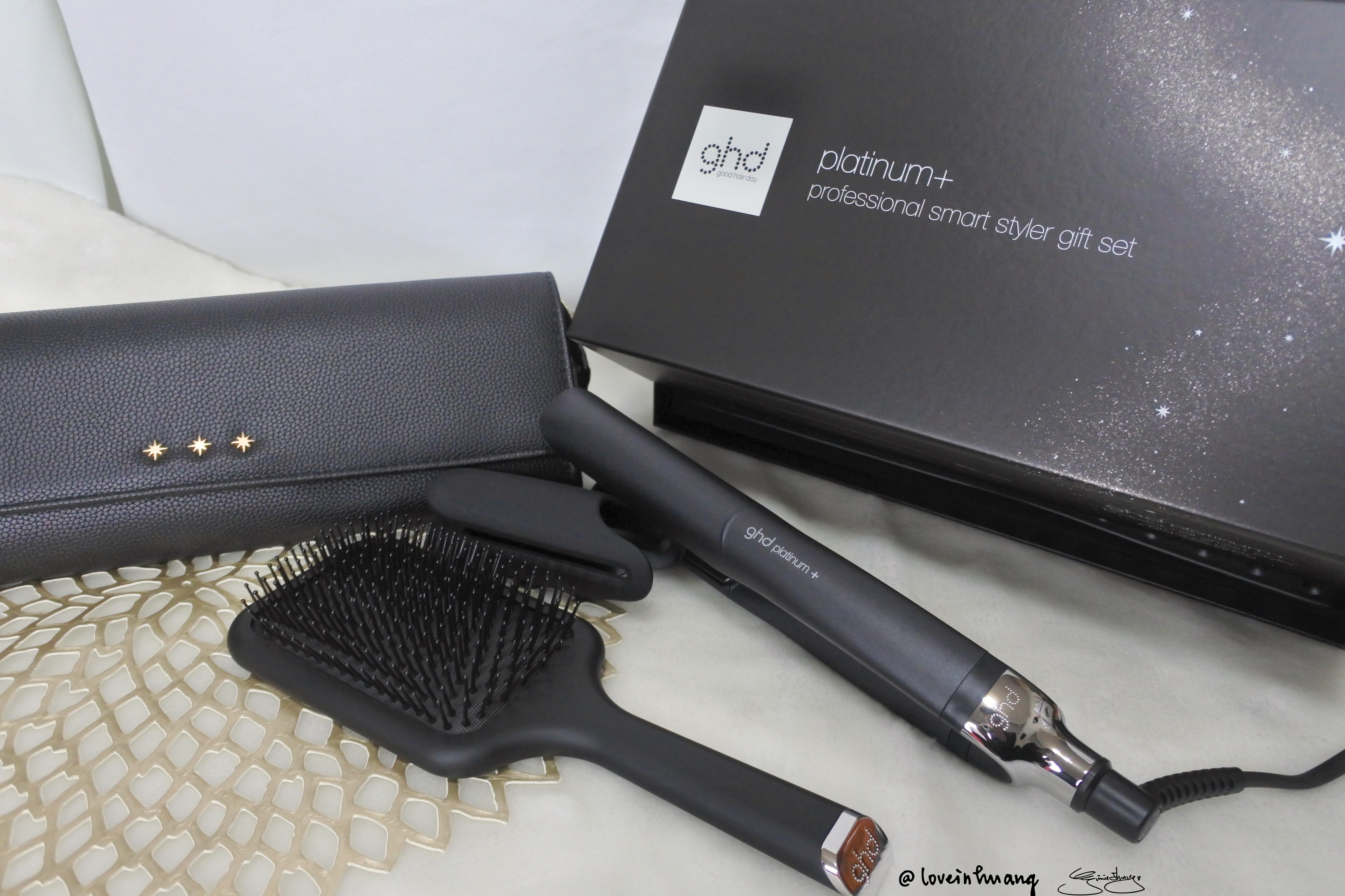 ghd platinum+ 新白金造型夾