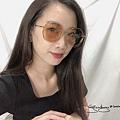 清尚 金屬雙層墨鏡 P785 (金+茶)