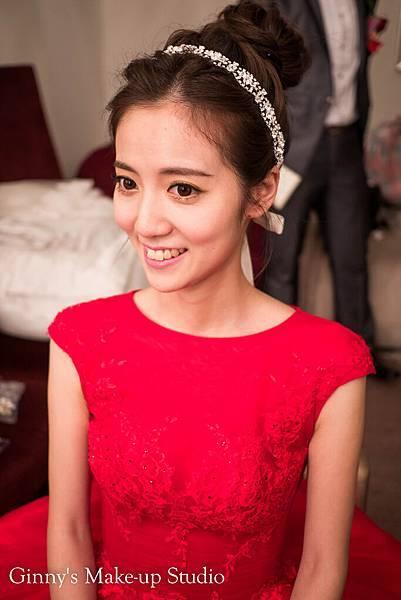 Make-up %26; Hair %2F Ginny Wang