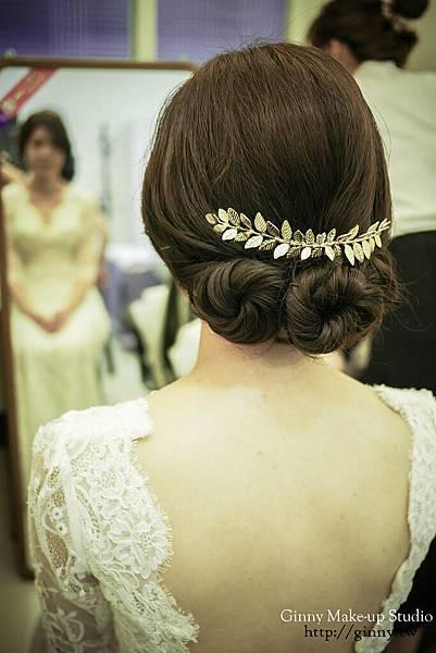Make-up%26;hairstyle GinnyWang Location 五股園外園