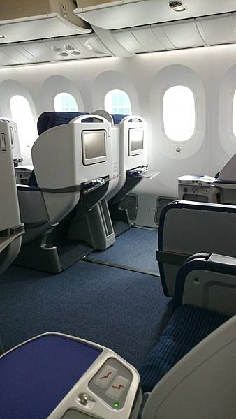 ANA 788 business class