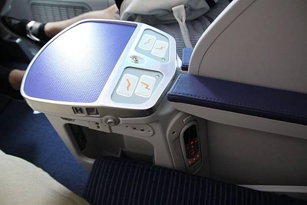 plugs in C class seats