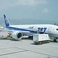 two 788 in TSA
