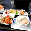 ANA 788 business class meal