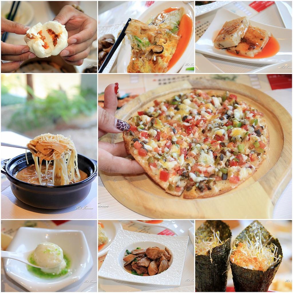台南素食店的始祖,老餐廳新風貌!