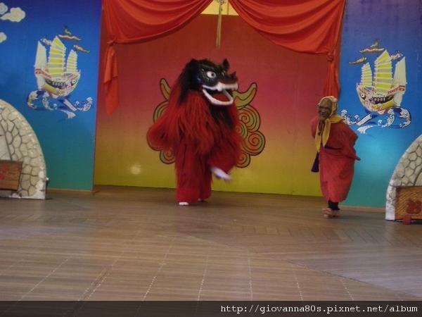 沖繩傳統表演