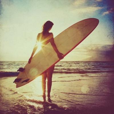 girl-sea-separate-with-comma-sun-sunshine-Favim.com-143507