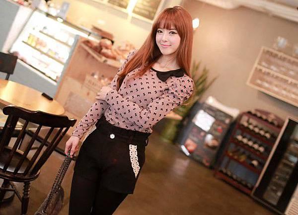 超可愛的韓版女裝