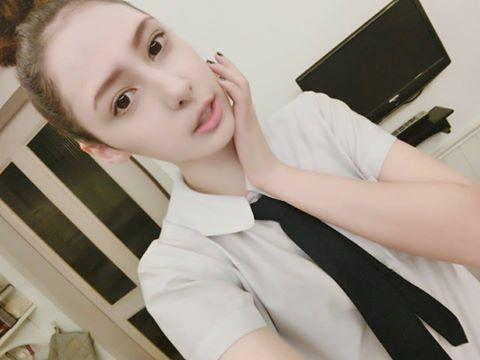 混血校花 賈凱萱