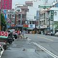 颱風天的墾丁大街