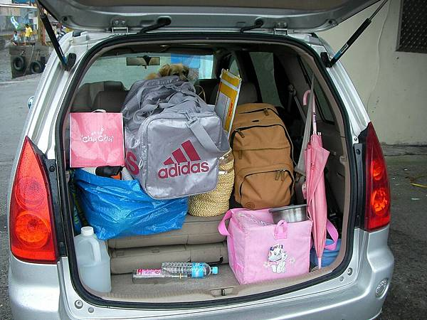 咱們的行李