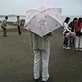 我可愛的小花傘,我妹買的。