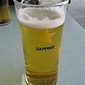 參觀SAPPORO,可以免費喝到飽喔!