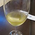 很神奇的飲料,底下有綠綠的薄荷