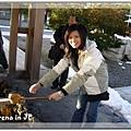 下飛機第一站-田縣神社