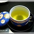 迎賓之綠茶
