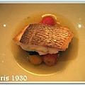 蕃紅花朝鮮薊鯛魚
