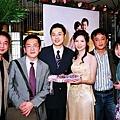俊毅同事-穿著很帥西裝的羅醫師&陳醫師&陳女友 XD