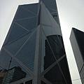 香港地標-中銀大廈
