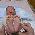 腳趾頭超長~像我啦~