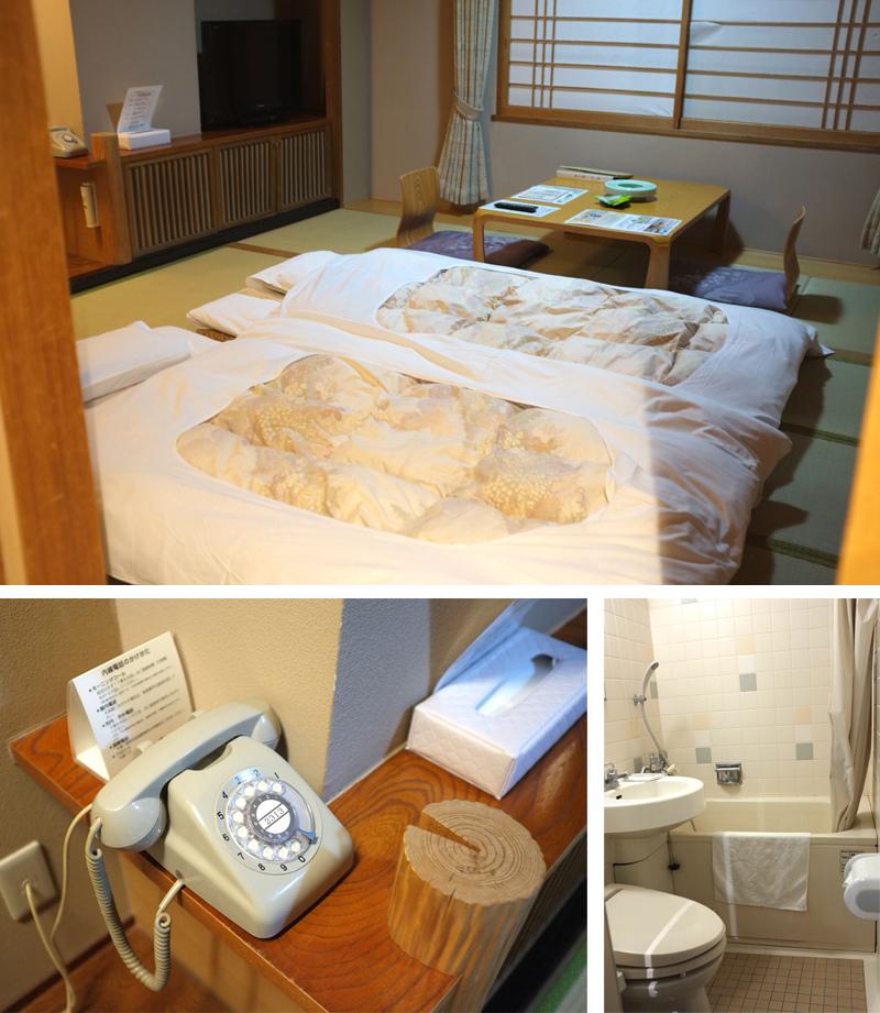 北海道登別石水亭溫泉飯店