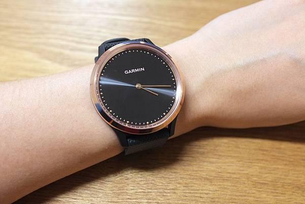 garmin手錶穿戴裝置vivomoveHR