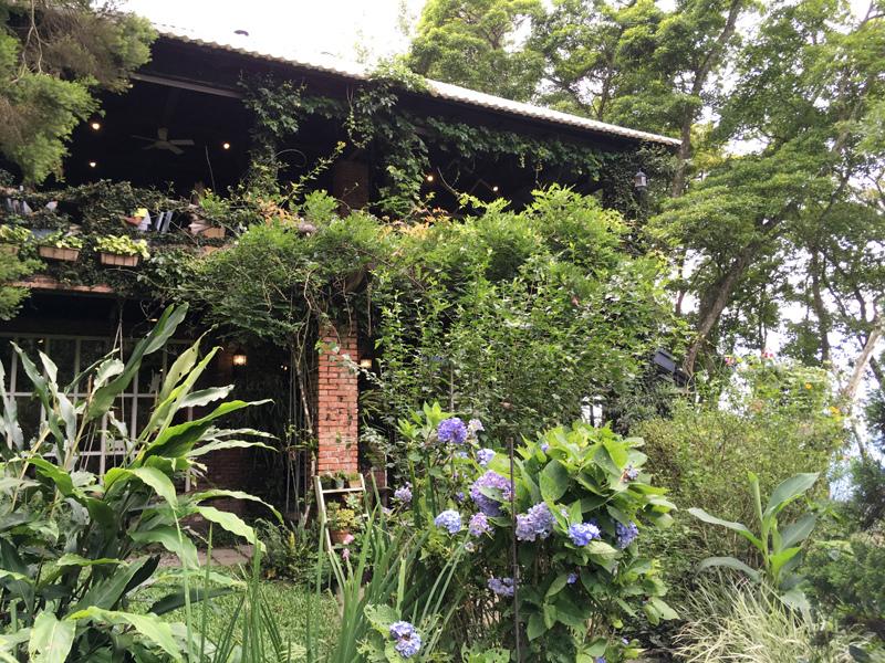 新竹尖石景觀餐廳六號花園