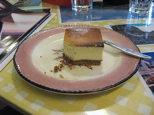 """""""一杯咖啡""""好吃的起司蛋糕"""