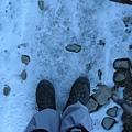 第一次踏在雪上