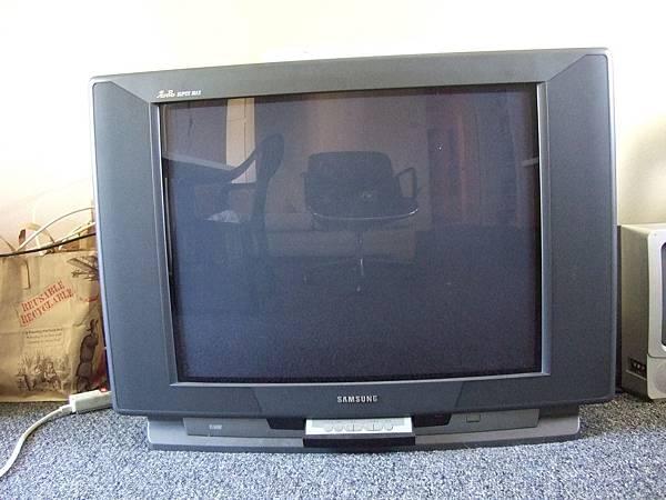 "Samsung 27"" TV"