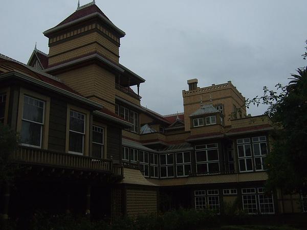超級酷的怪房子