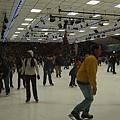 史努比博物館附設溜冰場