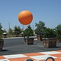 免費的熱氣球