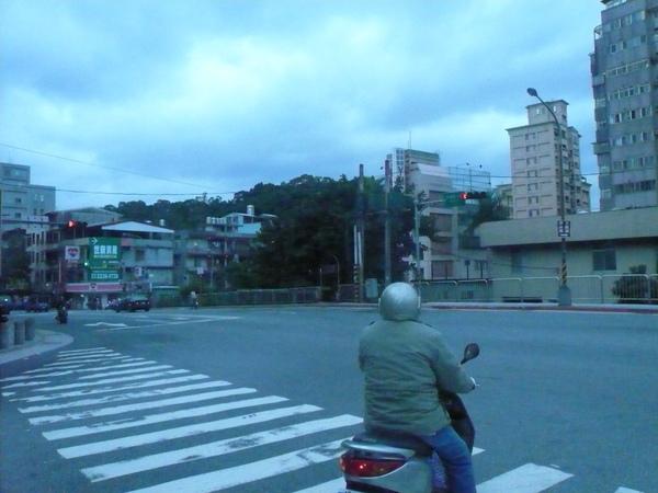 景美新橋路口