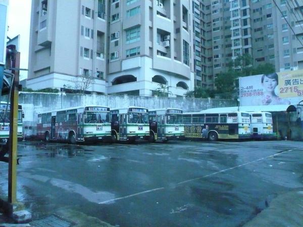台北客運調度站