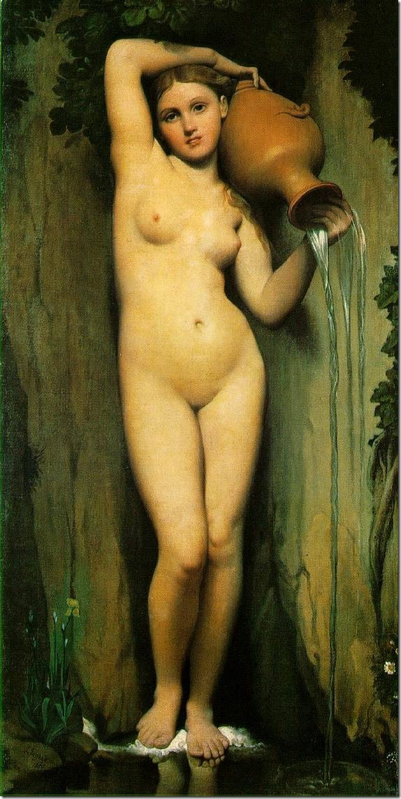 Ingres,_The_source
