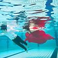 高雄自助婚紗攝影作品-高雄水中婚紗攝影